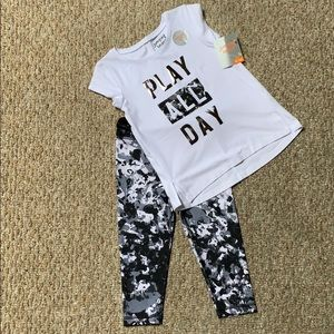 Toddler Active 2 pc Outfit